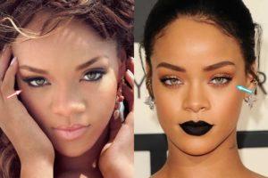 Rihanna Eye Color Surgery