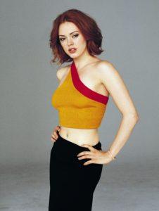 Rose McGowan plastic surgery