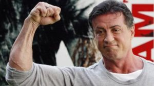 sylvester stallone mouth