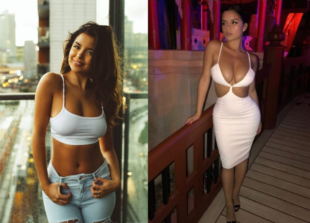 Demi Rose Plastic Surgery