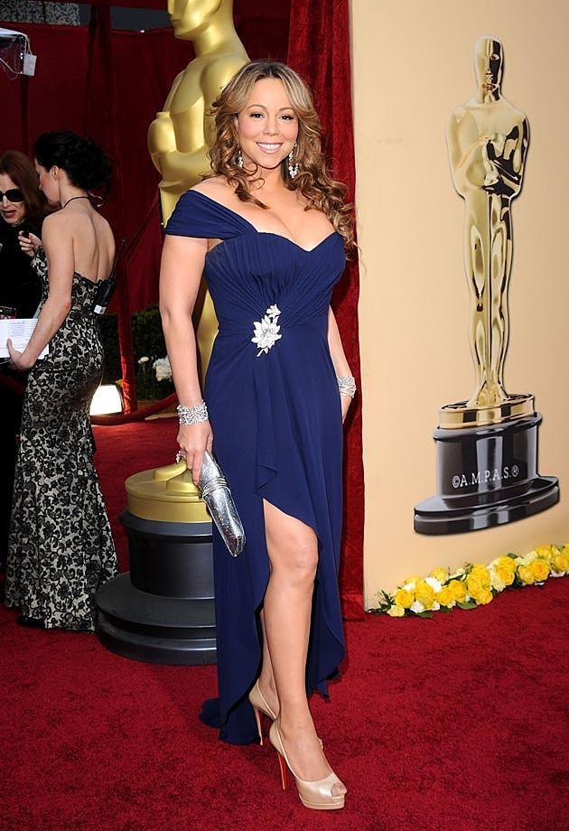 Mariah Carey Plastic Surgery